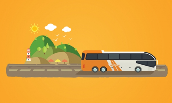 Your summer holidays starts here! Complete tourist services from Thessaloniki Bus SA