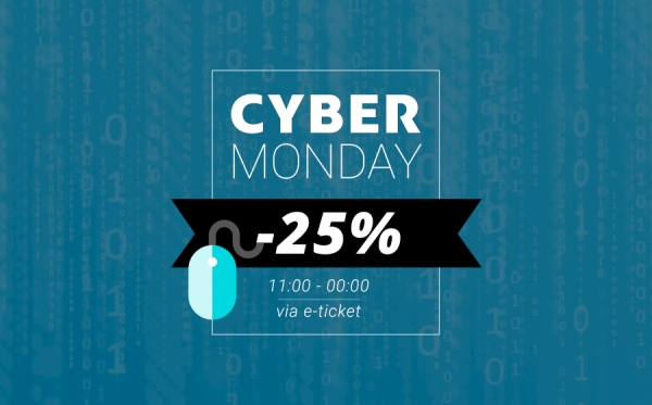 Cyber Monday at KTEL Thessaloniki S.A.
