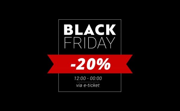Black Friday at KTEL Thessaloniki S.A.